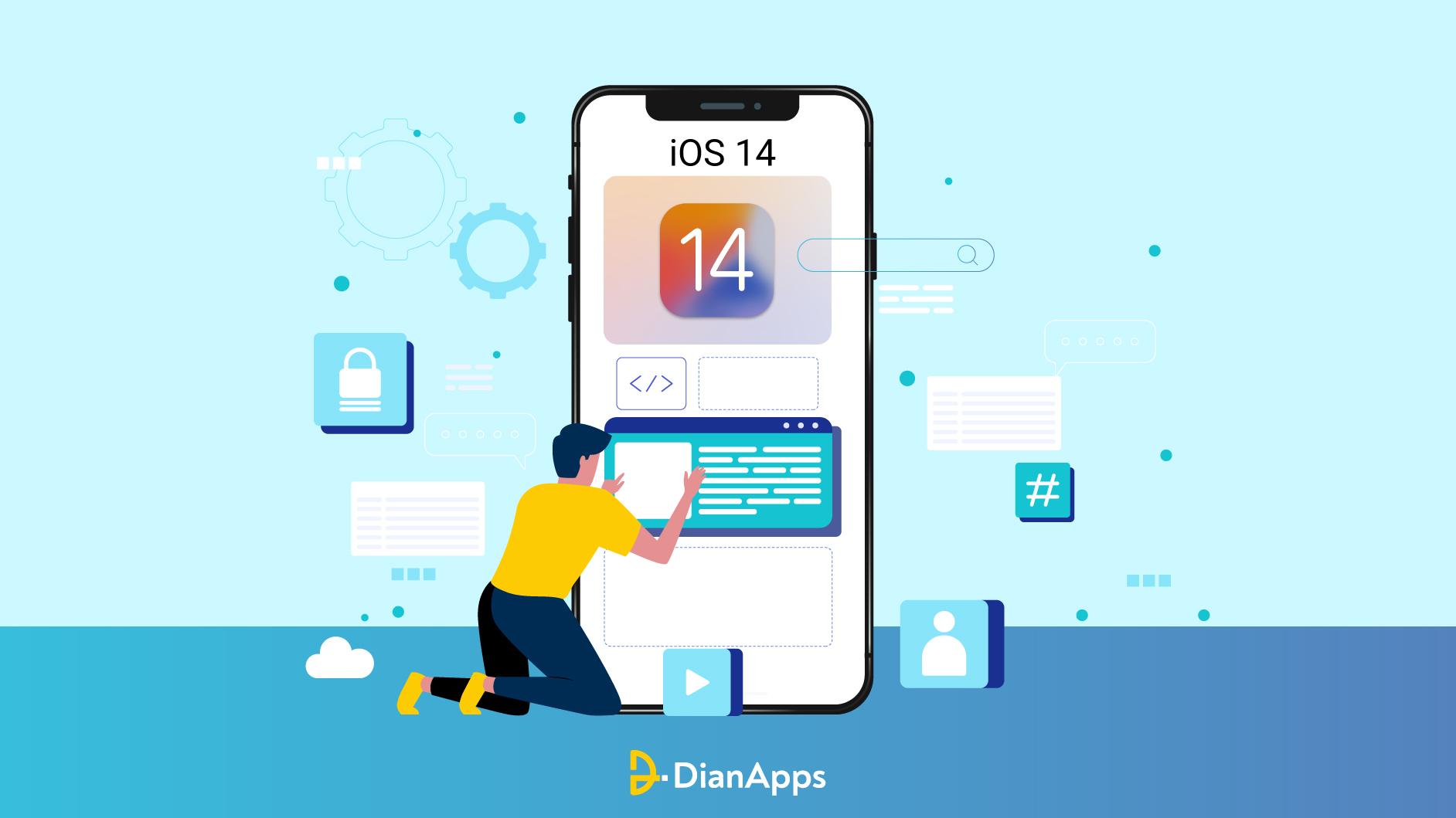 New iOS 14