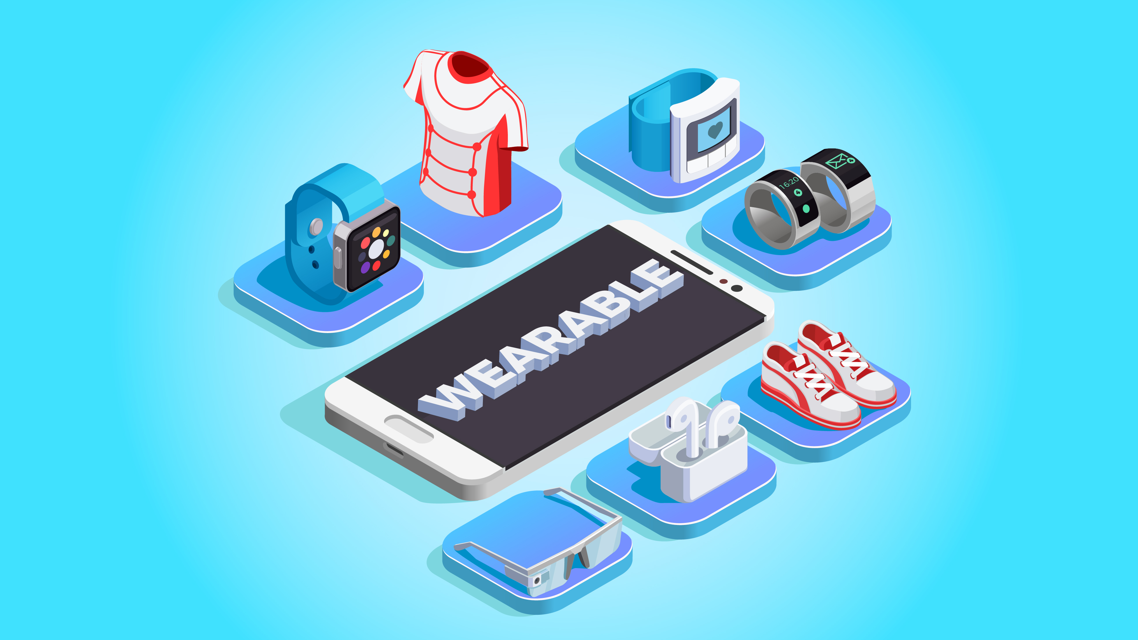 Wearable becoming part to daily life